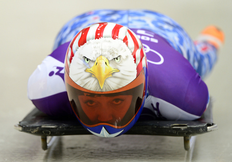 Olympics: Skeleton-Women's Official Training