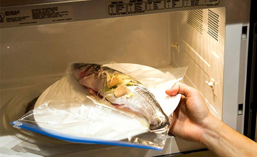 microwave-fish